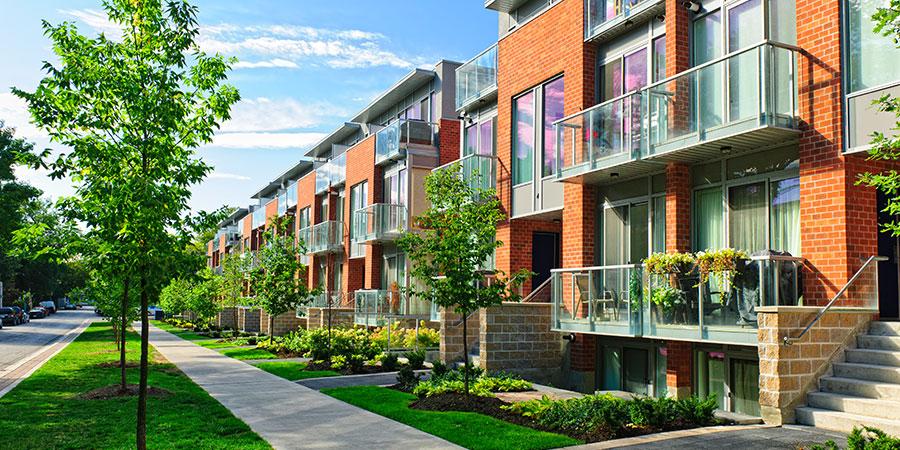 apartment building security in boston