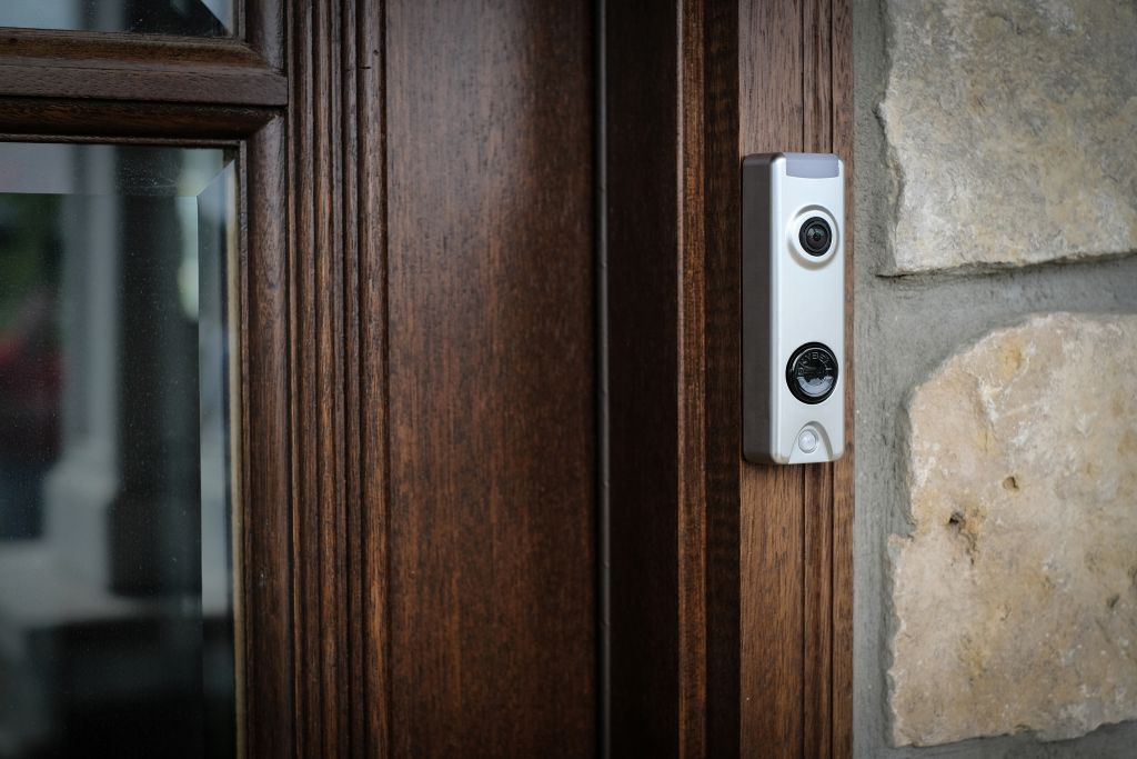 Smart Home Video Doorbell